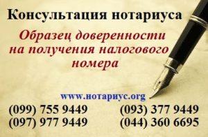 obrazets-doverennost-na-polucheniya-nalogovogo-nomera